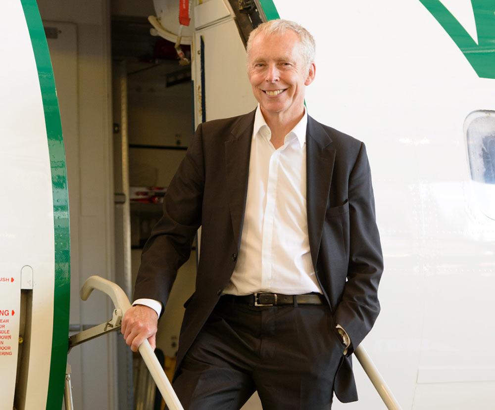 TrueNoord - Nigel Turner - Chairman (non-executive)