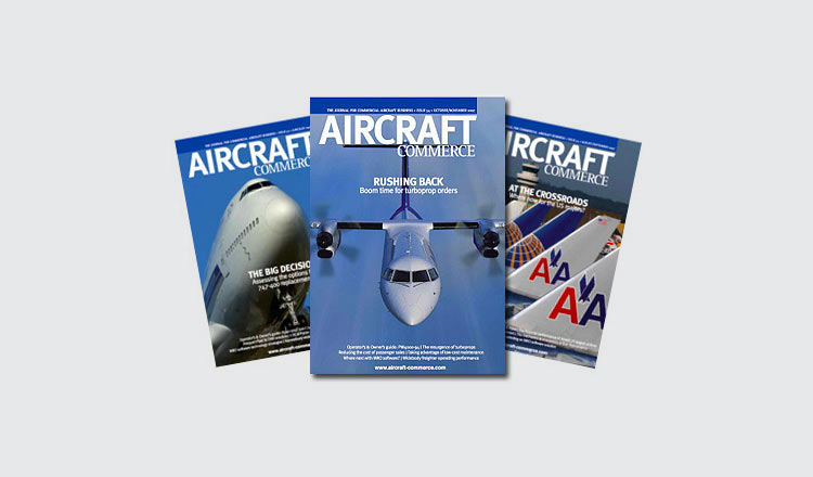 Aircraft Commerce Magazine