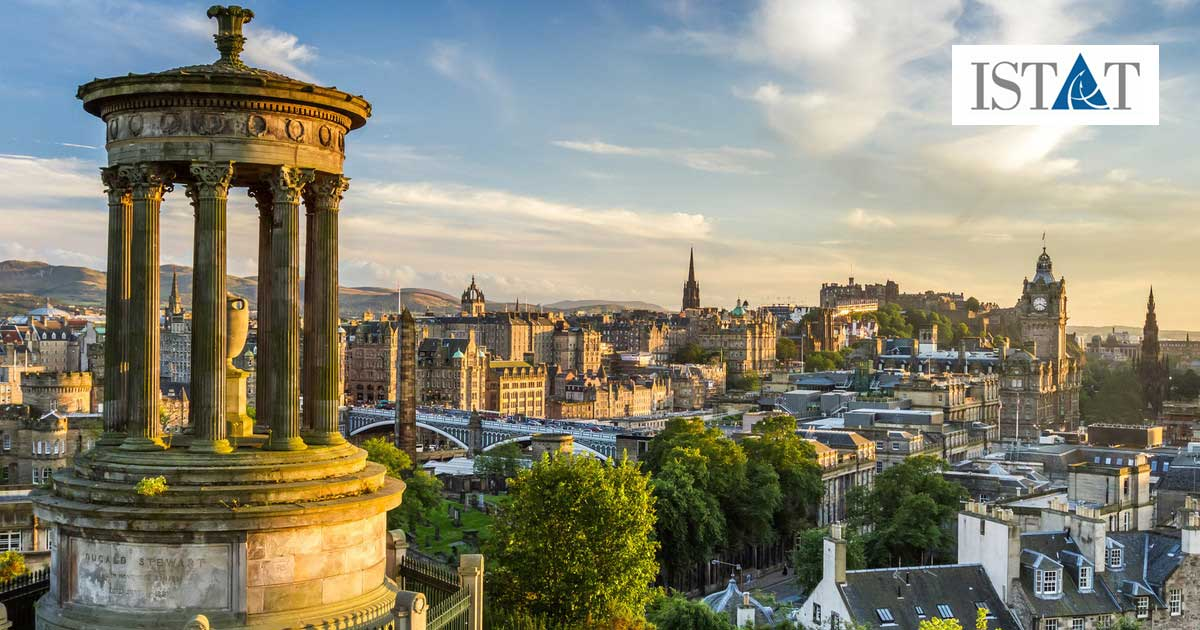We look forward to seeing you at ISTAT EMEA 2017 in Edinburgh