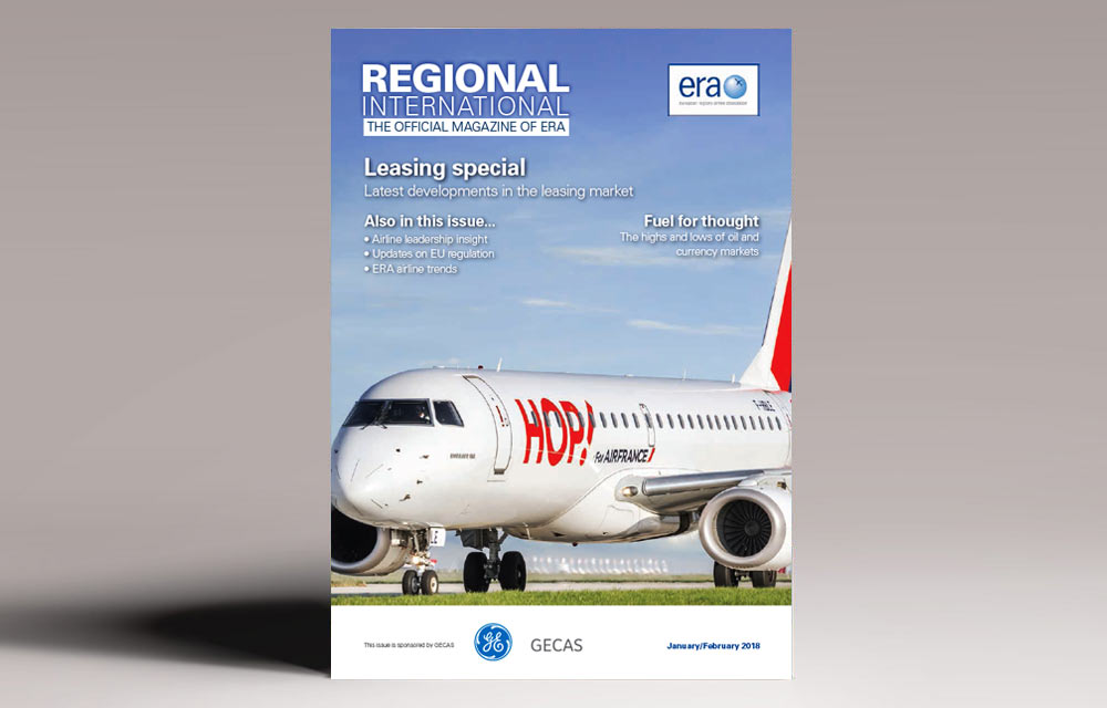 ERA Regional International Magazine January / February 2018