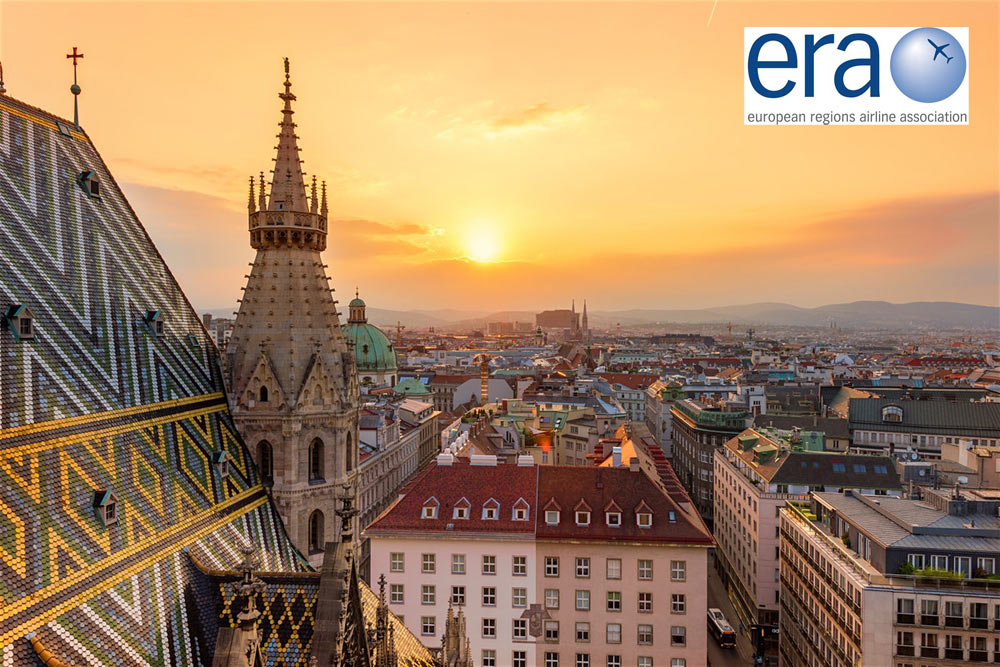 ERA Regional Airline Conference 2018 – April 18-19, Vienna
