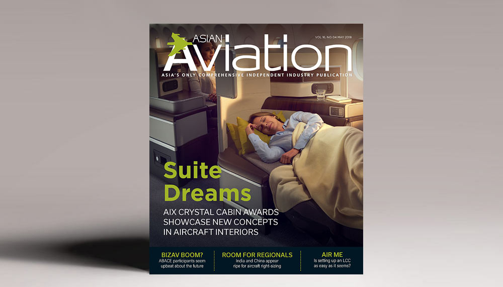 Asian Aviation Magazine
