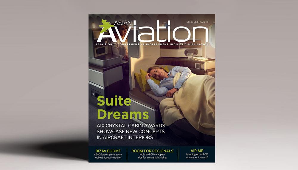 Asian Aviation Magazine