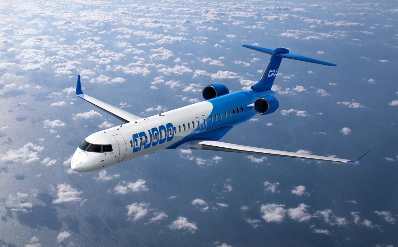 CityJet leases two Bombardier CRJ900 ERs from TrueNoord