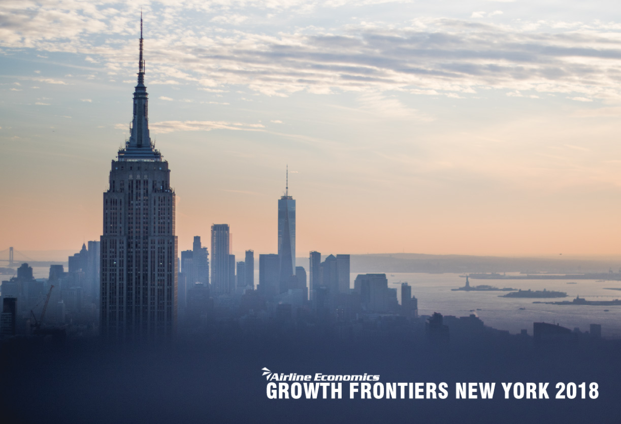 TrueNoord will be attending the Airline Economics Growth Frontiers Conference in New York next week