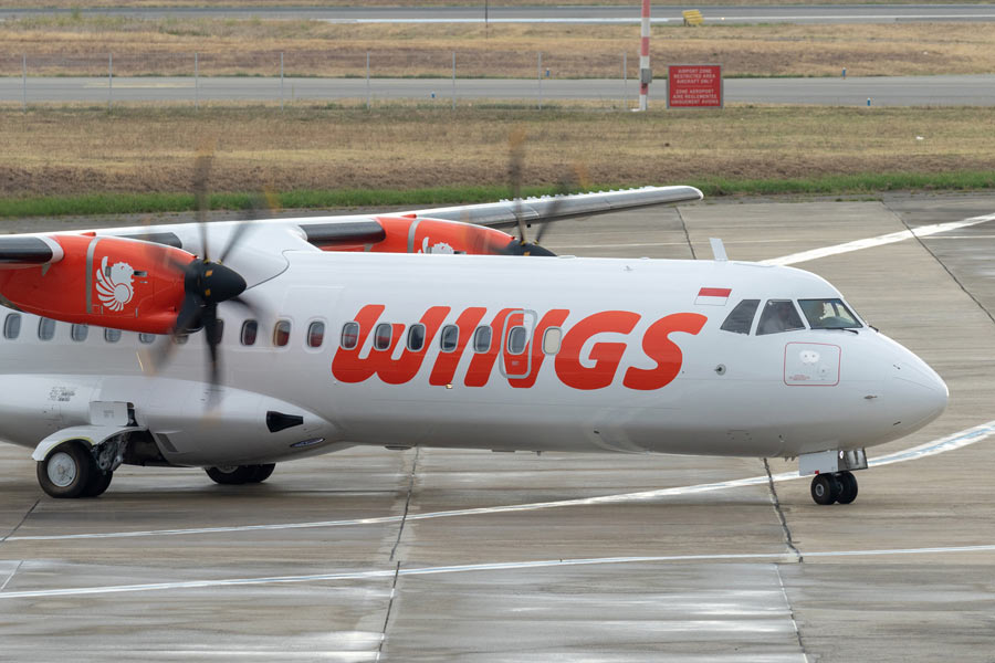 TrueNoord leases four new ATR 72-600s to Wings Air of Indonesia