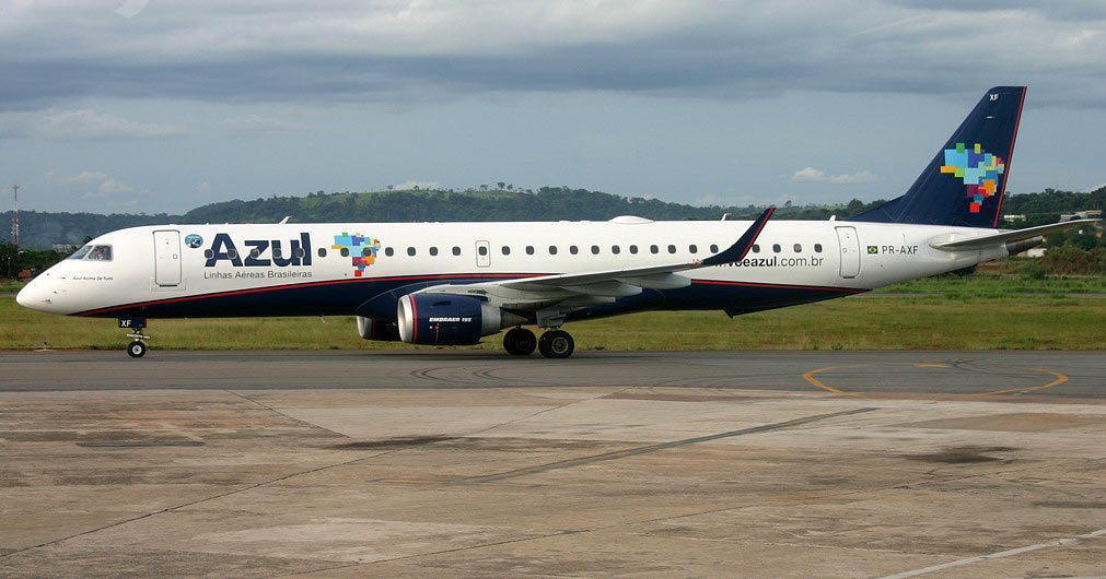 TrueNoord acquires two Embraer E195 on lease to Azul