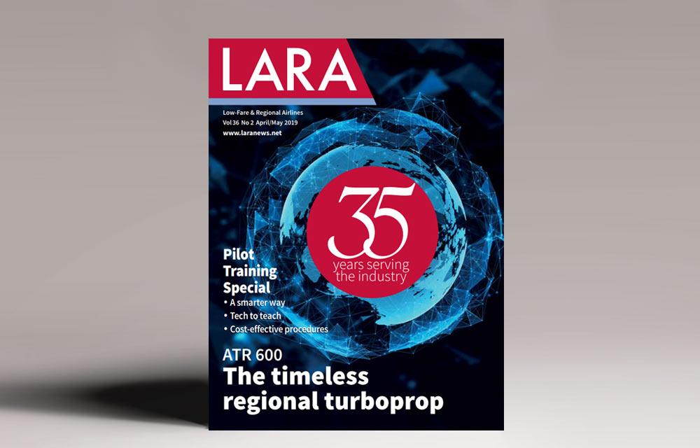 LARA - Vol 36 No 2 April/May 2019