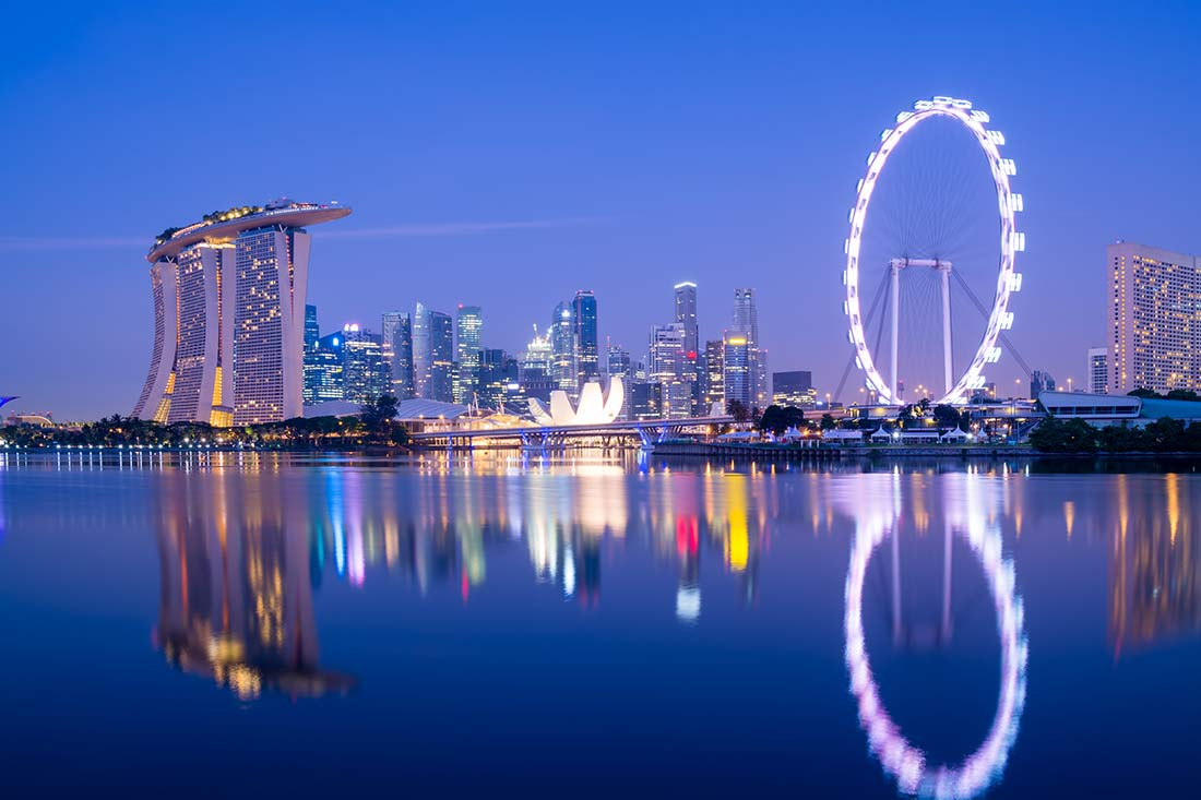 TrueNoord opens in Singapore