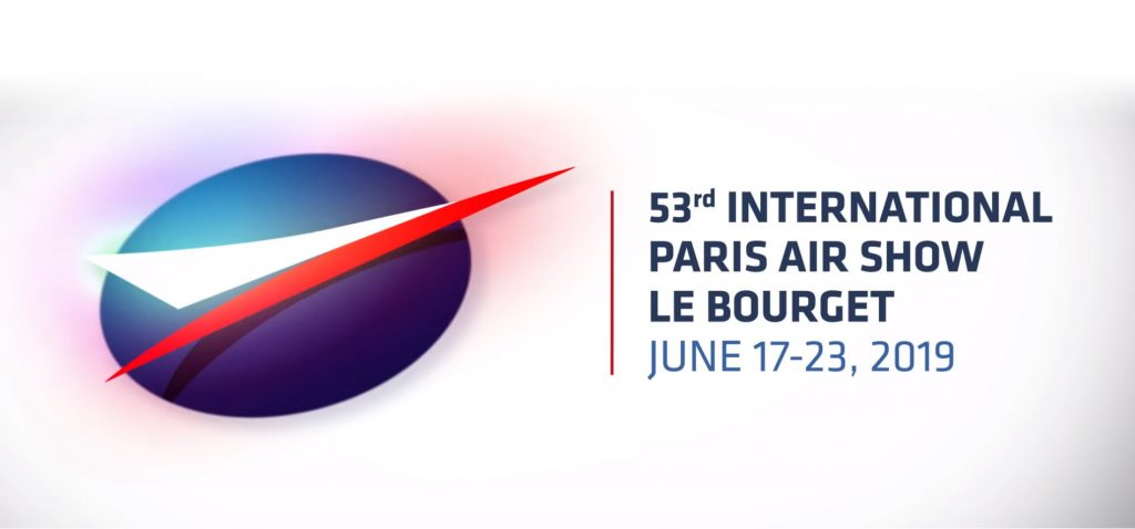 International Paris Air Show 2019 - 17–23 June