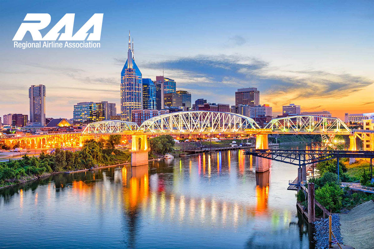 RAA 44th Annual Convention 2019 – September 4 - 7, Nashville, Tennessee