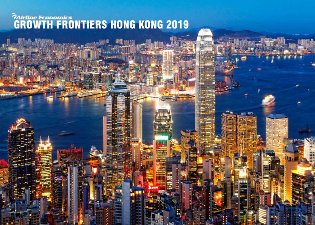 Truenoord look forward to seeing you at the Airline Economics Growth Frontiers 2019 in Hong Kong