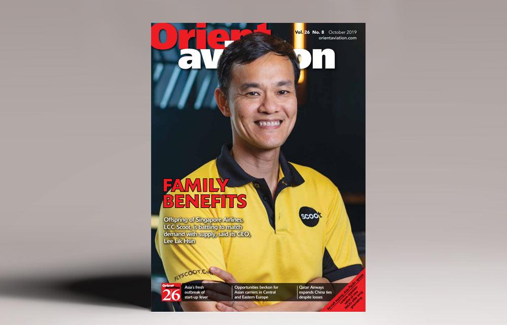 TrueNoord - Orient Aviation Magazine - October 2019