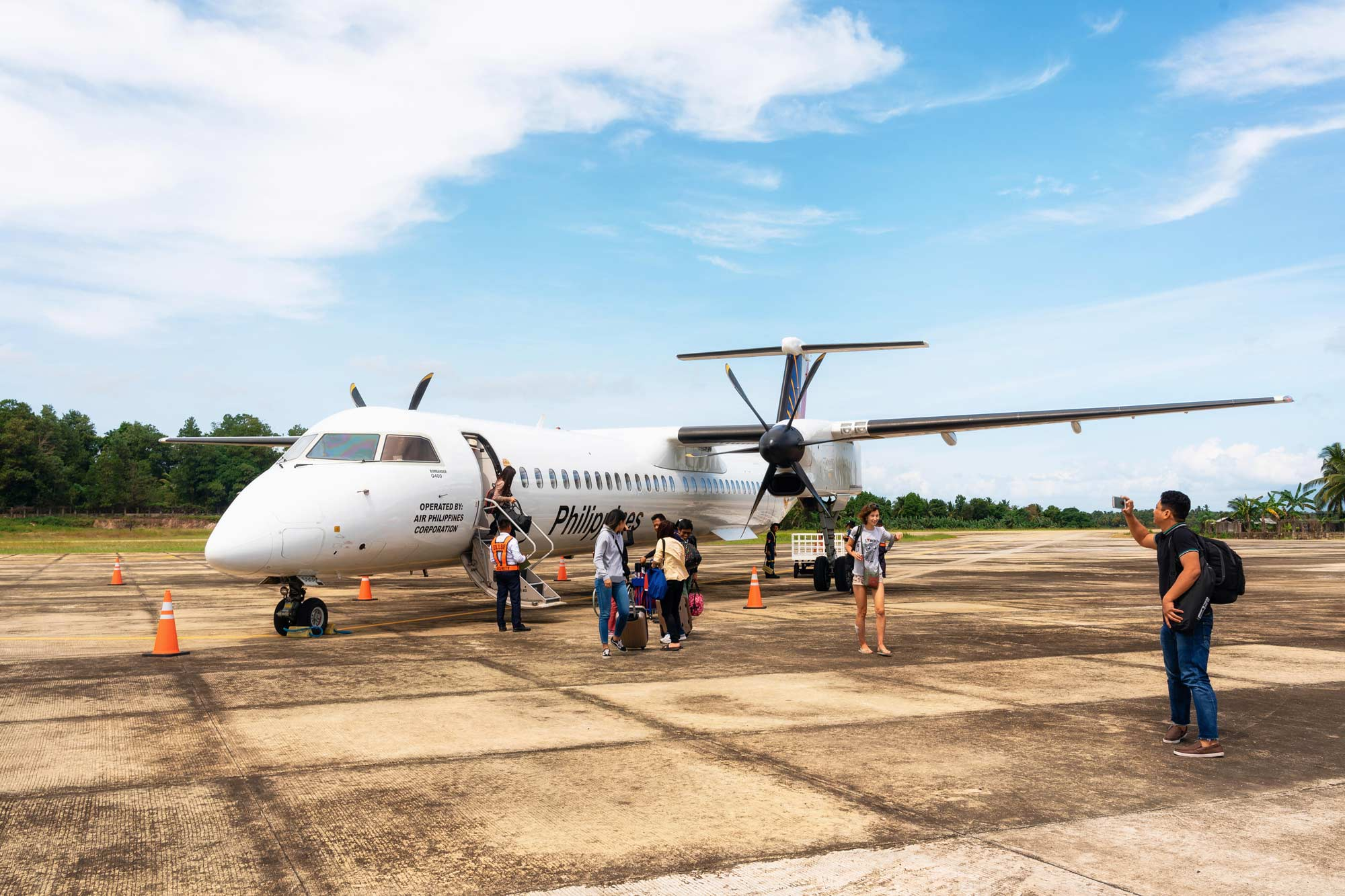 TrueNoord delivers second Dash 8-400 to Philippine Airlines