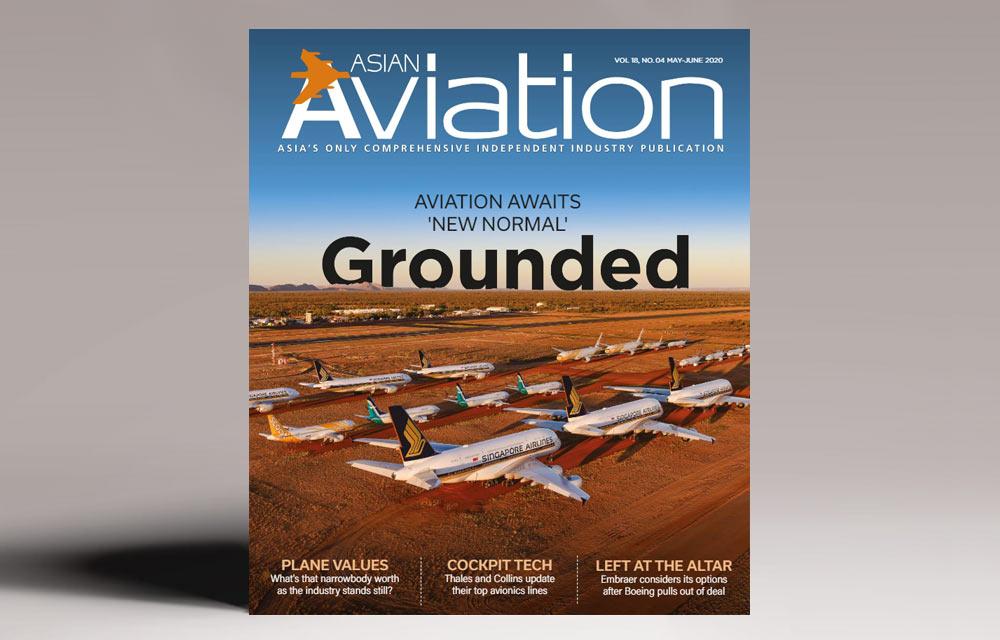 TrueNoord - Asian Aviation - May 2020