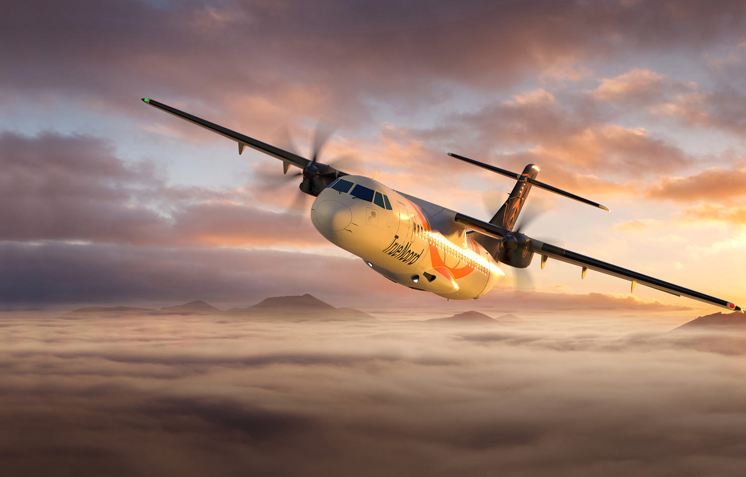 Download your copy of the TrueNoord Insight: 'Large Turboprop Report – the evolving marketplace'.