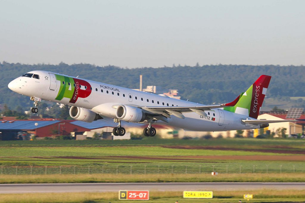 TrueNoord acquires two Embraer E195s from Azul with leases attached to Portugália