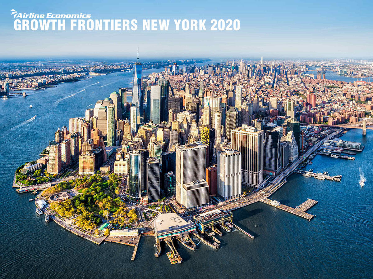 TrueNoord look forward to seeing you at the Airline Economics Growth Frontiers Conference in New York