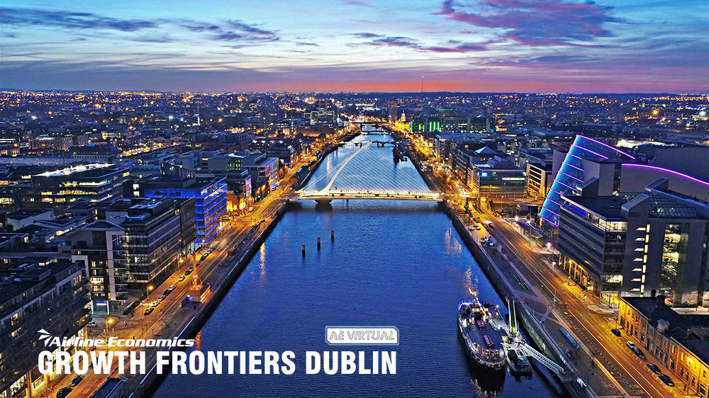 We look forward to seeing you at the Airline Economics Growth Frontiers Conference in Dublin (virtual)