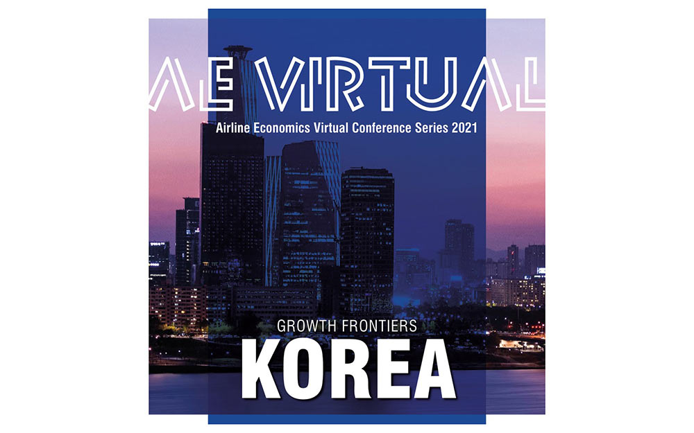 We look forward to seeing you at the Airline Economics Growth Frontiers Conference in Korea (virtual)