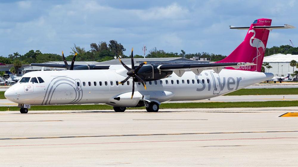 TrueNoord leases ATR72-600 to Silver Airways