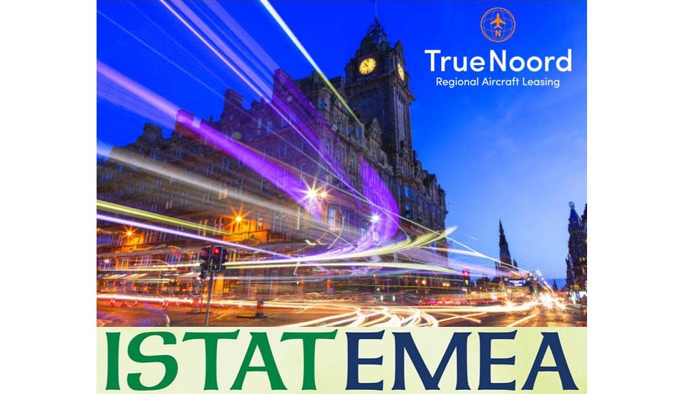 International Society of Transport Aircraft Trading (ISTAT) EMEA, Edinburgh